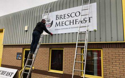 Onwards and up wards for Bresco Mechfast Limited